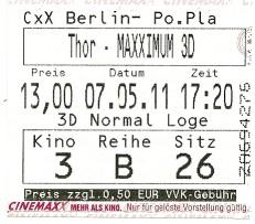 Thor Maxximum 3D